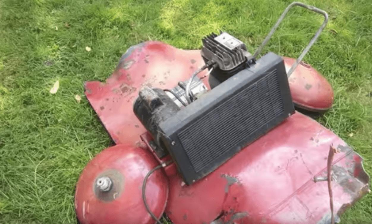 How To Drain An Air Compressor Tool Tally