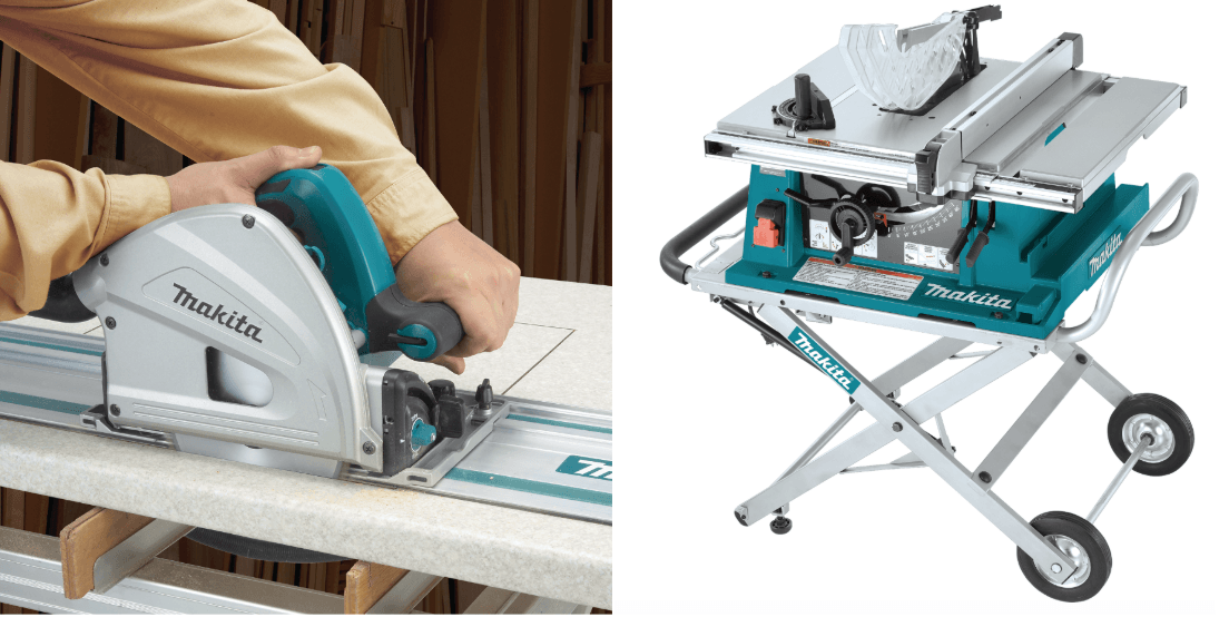 Track Saw Vs Table Saw Cut The Debate With Tool Tally S