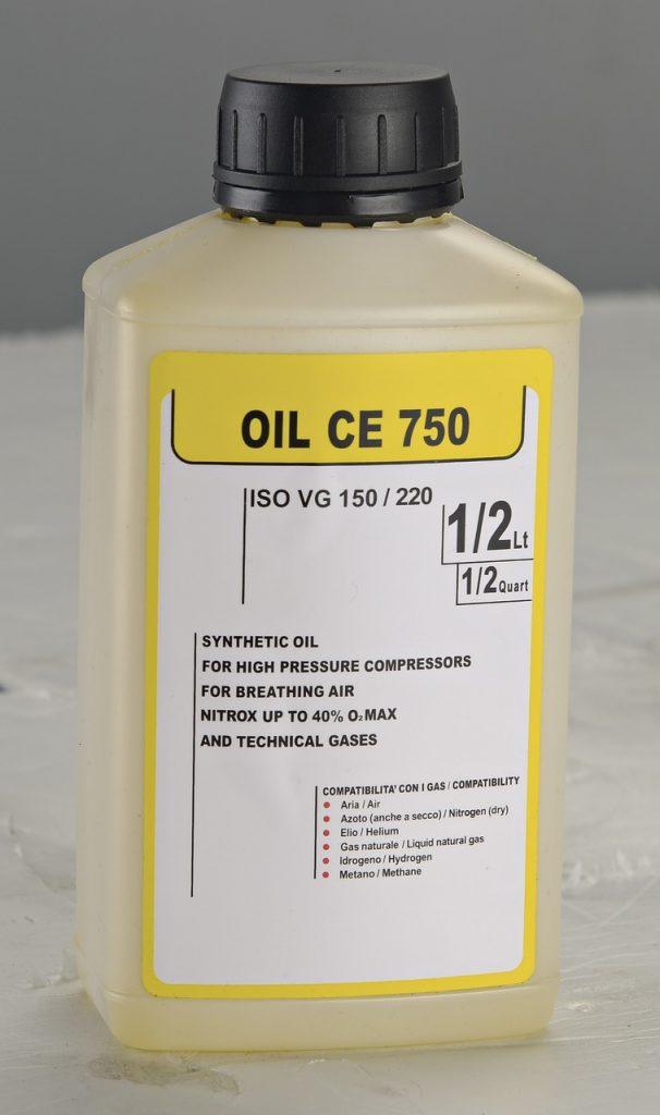 image of oil ce 750