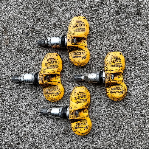 image of used ford tire pressure sensors