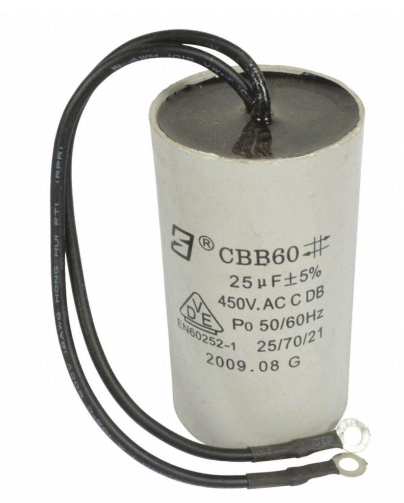 grainger capacitor