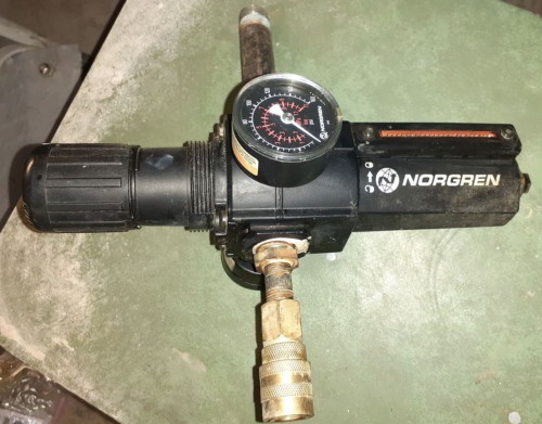 image of norgren regulator