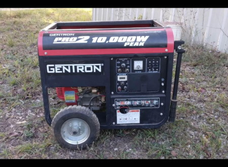 image of 10kw gentron