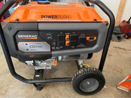 image of generac generator